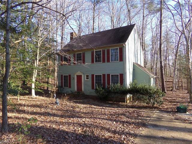154 Country Club Dr, James City County, VA 23188 (#10358049) :: RE/MAX Central Realty