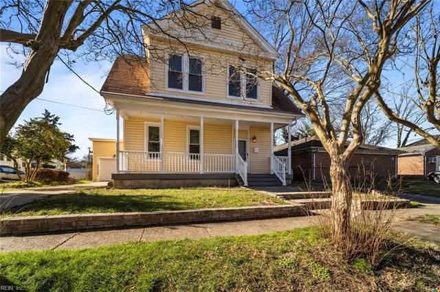 3027 Grandy Ave, Norfolk, VA 23509 (#10358065) :: Momentum Real Estate