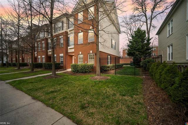 1214 Redgate Ave G, Norfolk, VA 23507 (#10358074) :: RE/MAX Central Realty
