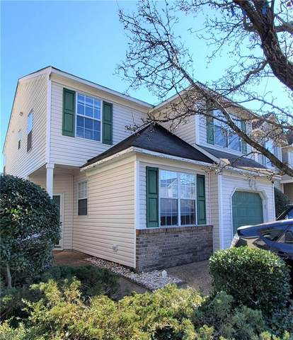 7 Bluesage Path #51, Hampton, VA 23663 (#10358076) :: Austin James Realty LLC