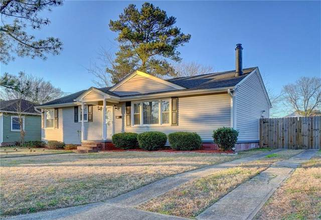 4608 Race St, Portsmouth, VA 23707 (#10358097) :: RE/MAX Central Realty