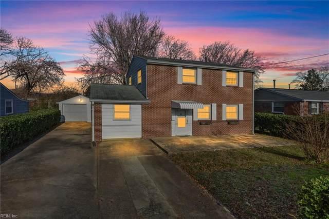 1921 Demetro Dr, Hampton, VA 23663 (#10358136) :: The Kris Weaver Real Estate Team