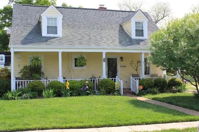 130 Chesterfield Rd, Hampton, VA 23661 (#10358152) :: Atkinson Realty