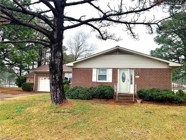 1500 Crystal Lake Dr, Portsmouth, VA 23701 (#10358162) :: Atkinson Realty