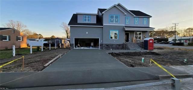 2 Hall Rd, Hampton, VA 23664 (#10358163) :: Berkshire Hathaway HomeServices Towne Realty