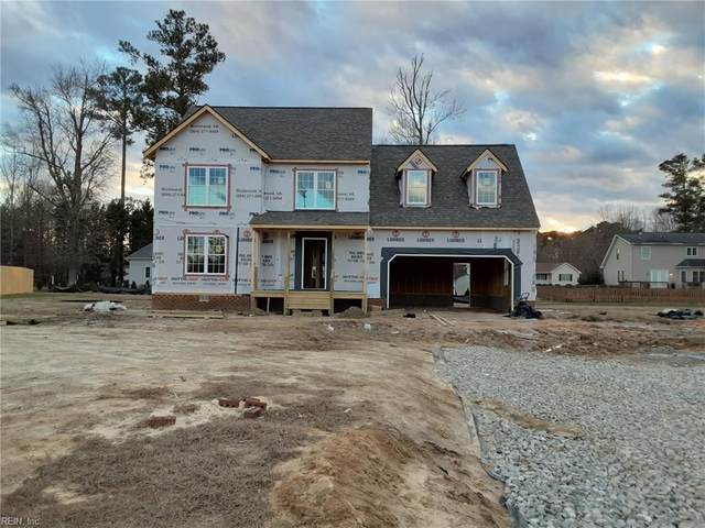 207 Pointers Dr, King William County, VA 23181 (#10358182) :: Atkinson Realty