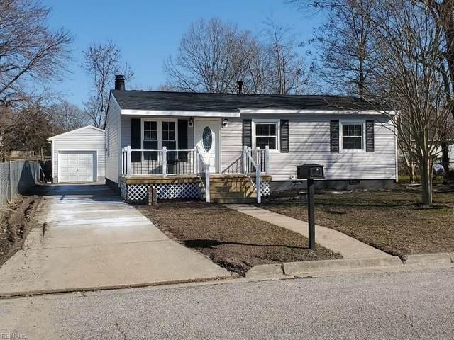 7702 Jarvis Pl, Newport News, VA 23605 (#10358185) :: Rocket Real Estate