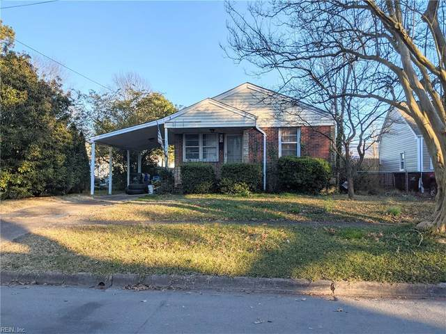 2824 Vimy Ridge Ave, Norfolk, VA 23509 (#10358190) :: Momentum Real Estate