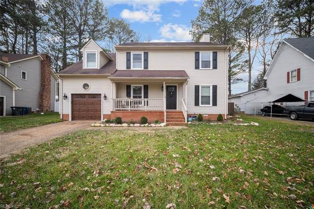 132 Vista Dr, Newport News, VA 23608 (#10358192) :: Atkinson Realty