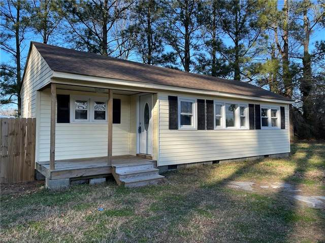 2125 Carrsville Hwy, Isle of Wight County, VA 23851 (#10358193) :: Berkshire Hathaway HomeServices Towne Realty