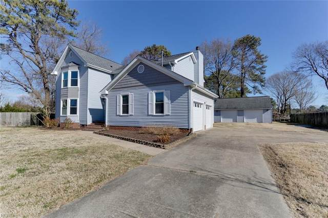 407 Joseph Topping Dr, Poquoson, VA 23662 (#10358219) :: Encompass Real Estate Solutions