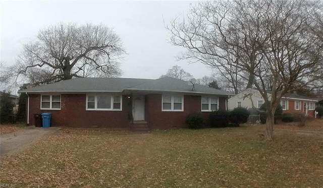 1203 Mary Ellen Ave, Chesapeake, VA 23324 (#10358230) :: Berkshire Hathaway HomeServices Towne Realty