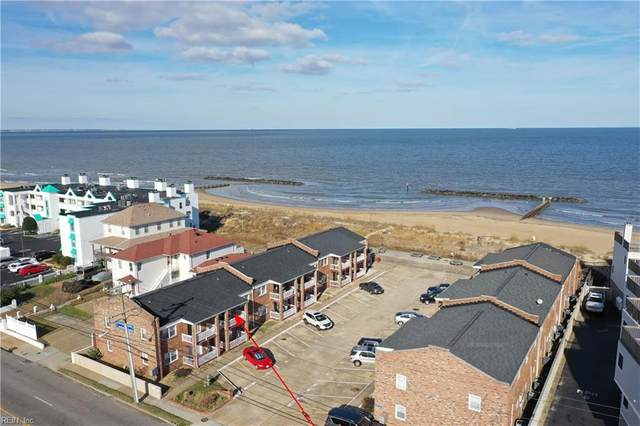 828 E Ocean View Ave #4, Norfolk, VA 23503 (#10358239) :: Judy Reed Realty