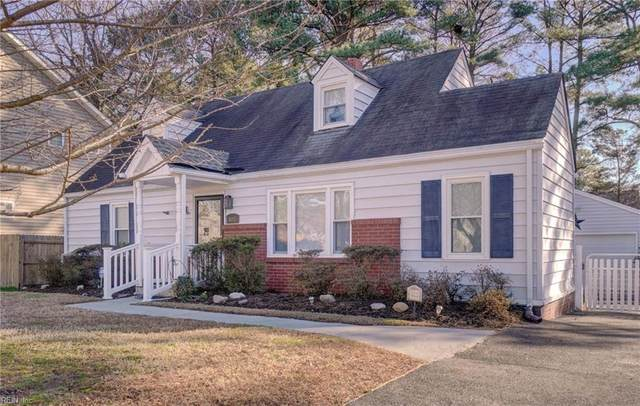 4015 Winchester Dr, Portsmouth, VA 23707 (#10358243) :: Judy Reed Realty