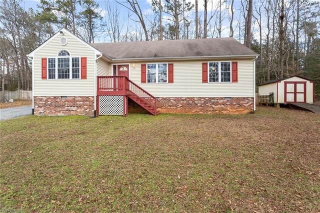 9290 Minitree Glen Ln, New Kent County, VA 23140 (#10358245) :: Austin James Realty LLC