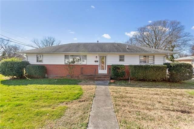 15 Sinclair Rd, Hampton, VA 23669 (#10358246) :: Kristie Weaver, REALTOR