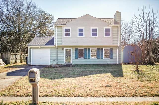 6 Newgate Village Rd, Hampton, VA 23666 (#10358255) :: Atlantic Sotheby's International Realty