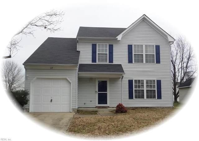 117 Red Robin Turn, Hampton, VA 23669 (#10358271) :: Kristie Weaver, REALTOR