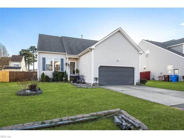 215 Dunn St, Chesapeake, VA 23320 (#10358284) :: Kristie Weaver, REALTOR