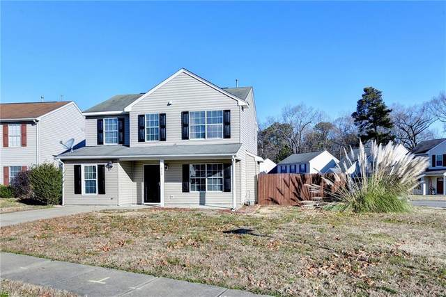 315 Circuit Ln, Newport News, VA 23608 (#10358285) :: Atkinson Realty