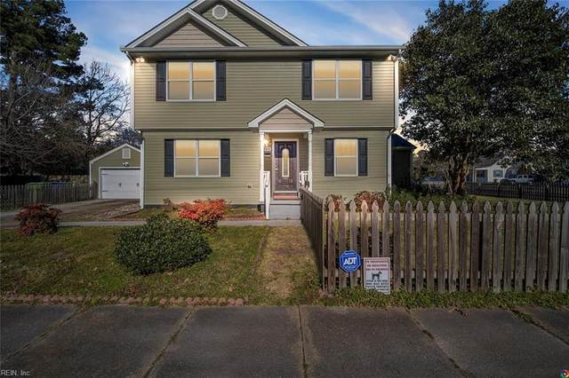 4720 Elmhurst Ave, Norfolk, VA 23513 (#10358290) :: Momentum Real Estate