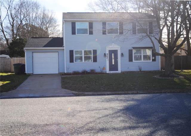 922 Chatsworth Dr, Newport News, VA 23601 (#10358295) :: Atkinson Realty