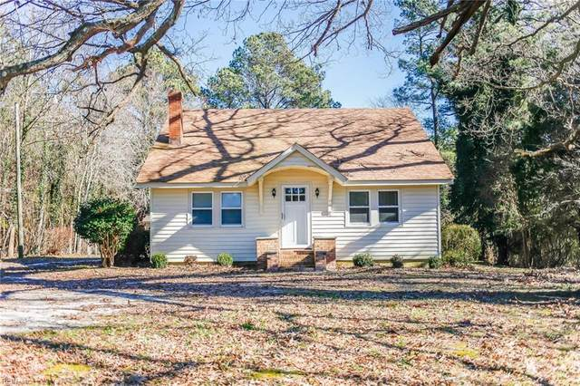 6217 Old Stage Hwy, Isle of Wight County, VA 23430 (#10358306) :: Judy Reed Realty