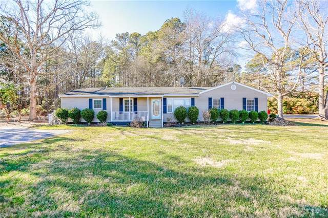15316 Scotts Factory Rd, Isle of Wight County, VA 23430 (#10358319) :: Kristie Weaver, REALTOR