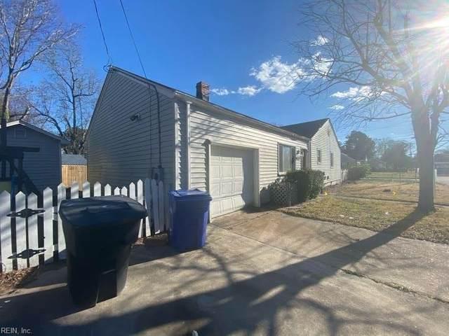 114 Aylwin Rd, Portsmouth, VA 23702 (#10358321) :: Kristie Weaver, REALTOR