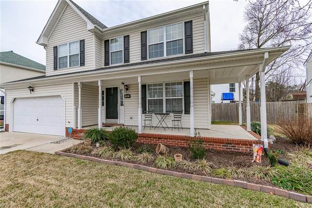 633 Captain Cooke Way, Chesapeake, VA 23322 (#10358361) :: Kristie Weaver, REALTOR