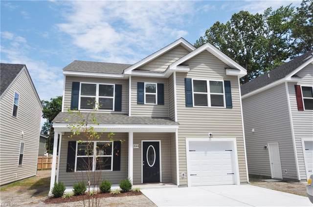 1027 Calloway Ave, Chesapeake, VA 23324 (#10358364) :: Atkinson Realty