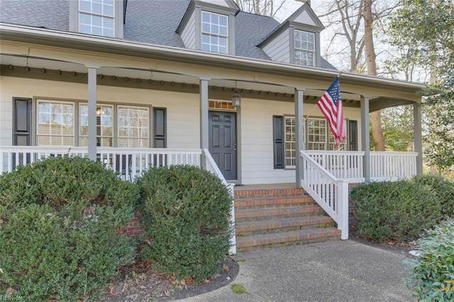 406 Green Tree Cv, Newport News, VA 23606 (#10358365) :: Berkshire Hathaway HomeServices Towne Realty