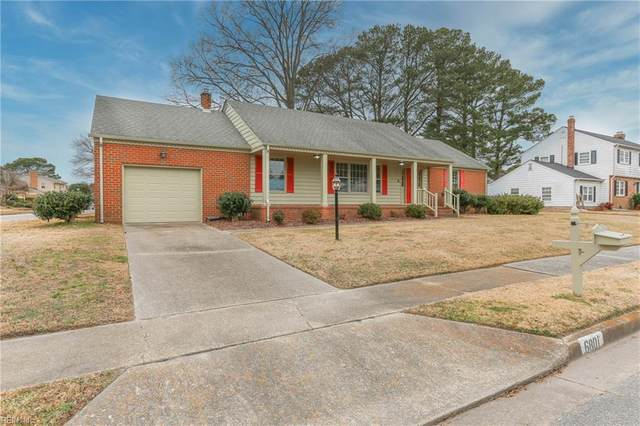 6801 Woodridge Dr, Norfolk, VA 23518 (#10358372) :: Kristie Weaver, REALTOR