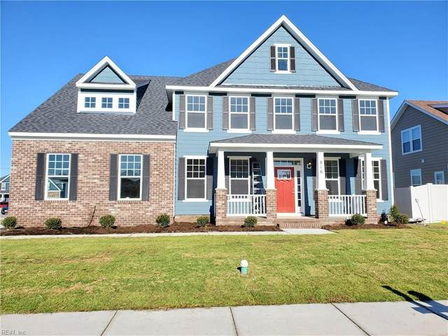 912 Baneberry St, Chesapeake, VA 23323 (#10358408) :: Verian Realty