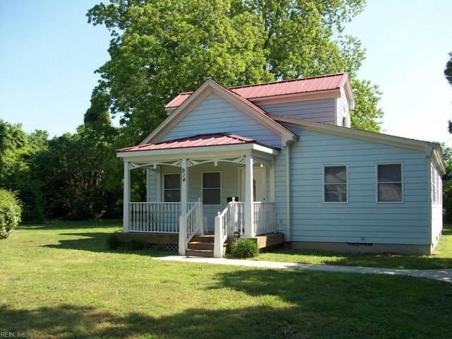 914 Quash St, Hampton, VA 23669 (#10358412) :: Rocket Real Estate