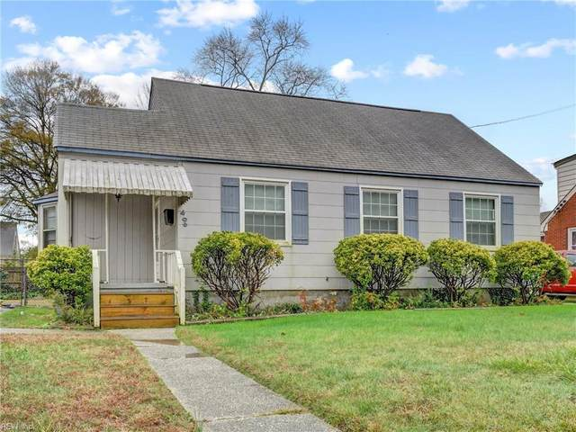 409 Beck St, Norfolk, VA 23503 (#10358442) :: Berkshire Hathaway HomeServices Towne Realty
