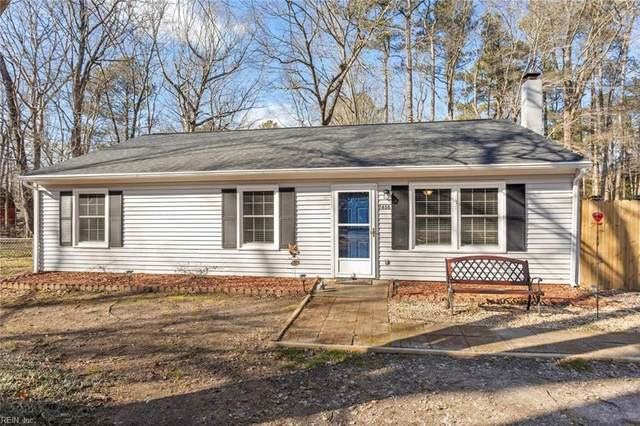 7656 Walnut Rd, Gloucester County, VA 23061 (#10358443) :: Atkinson Realty