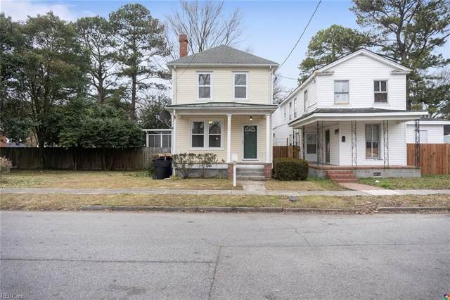 742 Hamilton Ave, Portsmouth, VA 23707 (#10358466) :: Tom Milan Team