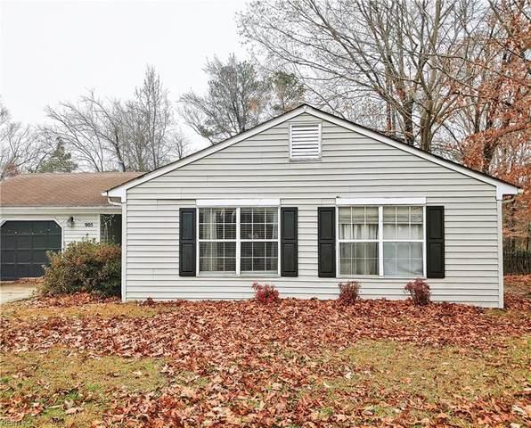 905 Garrow Rd, Newport News, VA 23608 (#10358473) :: Kristie Weaver, REALTOR