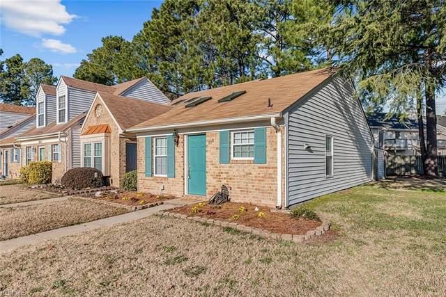 610 Hollomon Dr, Hampton, VA 23666 (#10358475) :: Atlantic Sotheby's International Realty