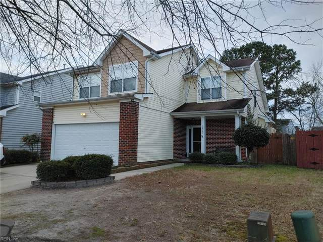 1817 Kempsville Crossing Ln, Virginia Beach, VA 23464 (#10358519) :: Atkinson Realty