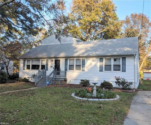 124 Cynthia Dr, Hampton, VA 23666 (#10358541) :: Momentum Real Estate