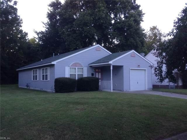 9251 Hickory St, Norfolk, VA 23503 (#10358545) :: RE/MAX Central Realty