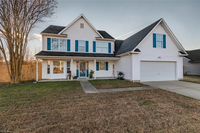 23306 Spring Crest Dr, Isle of Wight County, VA 23314 (#10358555) :: RE/MAX Central Realty