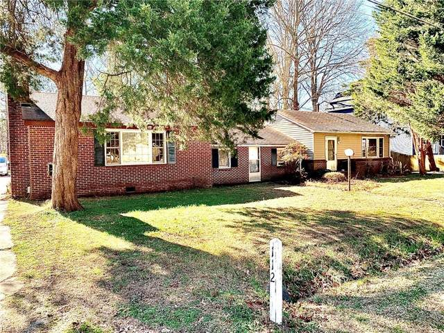 112 Dogwood Dr, York County, VA 23693 (#10358565) :: Gold Team VA