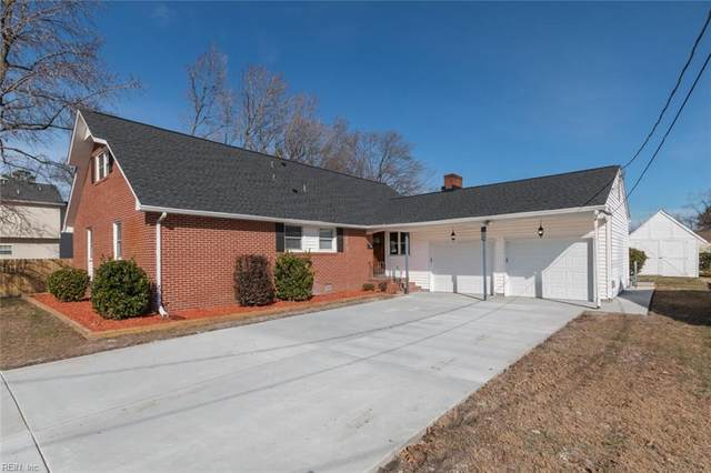 128 Big Bethel Rd, Hampton, VA 23666 (#10358584) :: Berkshire Hathaway HomeServices Towne Realty