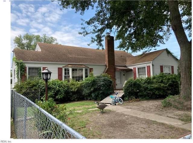 437 Seaboard Ave, Hampton, VA 23664 (#10358591) :: The Kris Weaver Real Estate Team