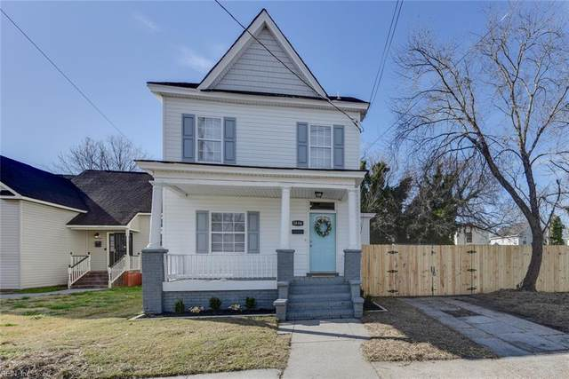 1606 Maple Ave, Portsmouth, VA 23704 (#10358602) :: Berkshire Hathaway HomeServices Towne Realty