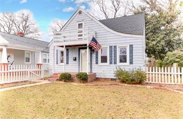216 Manteo Ave, Hampton, VA 23661 (#10358611) :: Atlantic Sotheby's International Realty