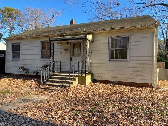 11506 Warwick Blvd, Newport News, VA 23601 (#10358680) :: Rocket Real Estate
